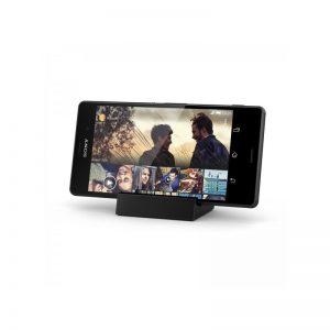 پايه نگهدارنده و شارژ روميزي Sony Xperia Z3 , Z3 Compact