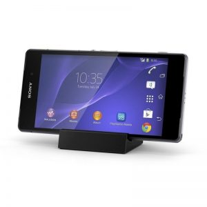 پايه نگهدارنده و شارژ موبایل Sony Xperia Z2