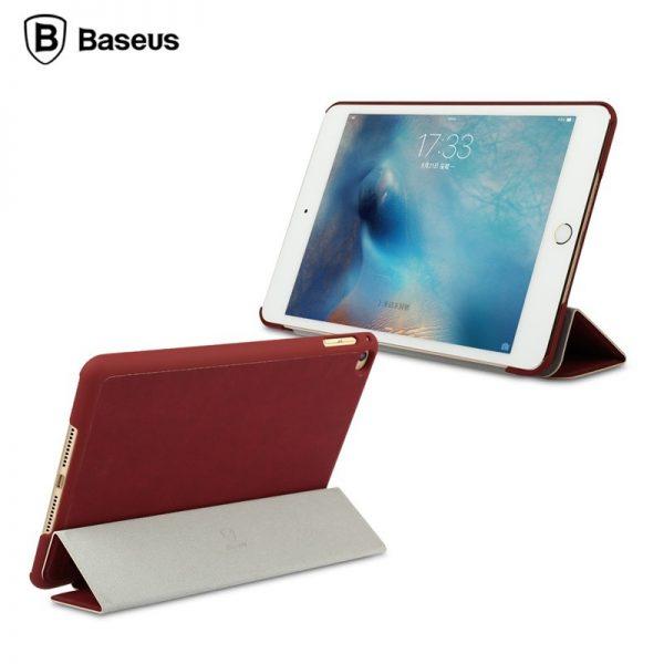 کیف چرم آیپد مینی ipad mini 4 مارک Baseus