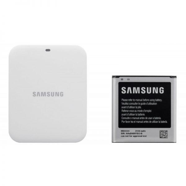 کیت شارژ Samsung Galaxy S4 Zoom Kit Battery Charger