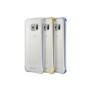 قاب محافظ اصلی Samsung Galaxy S6 Clear Cover