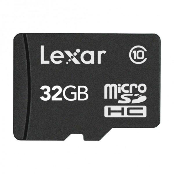 مموری میکرو 32 گیگ Lexar 32GB Class10