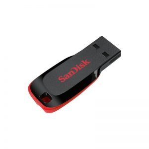 فلش مموری سن دیسک SanDisk Cruzer Blade 16GB