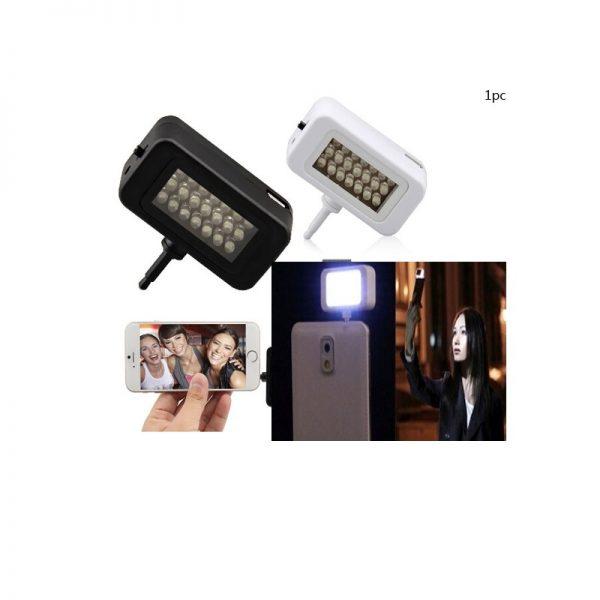 فلش سلفی موبایل LED Flash