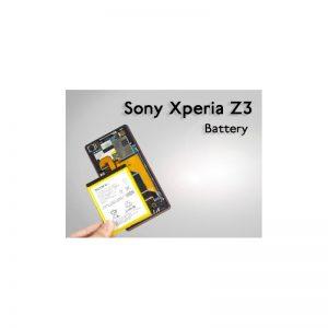 باطری اصلی Sony Xperia Z3