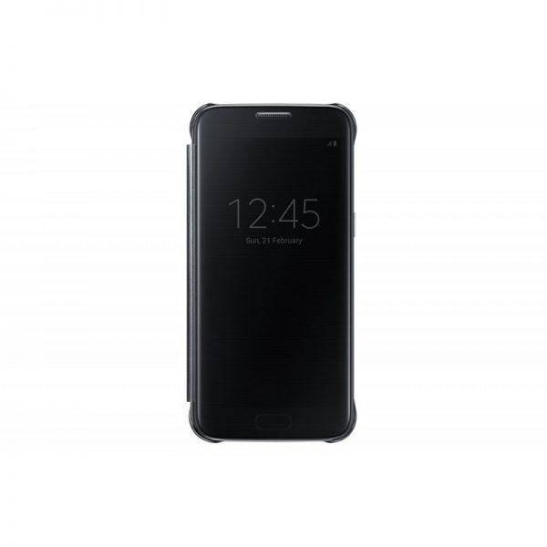 کیف اصلی Galaxy S7 Clear View Cover