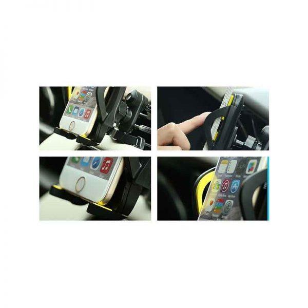 پایه نگهدارنده موبایل خودرو Remax Air Vent Holder RM-C13