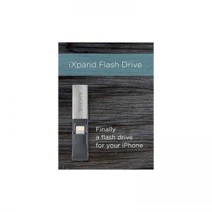 فلش مموری 16 گیگابایت SanDisk iXpand USB 3.0 and Lightning