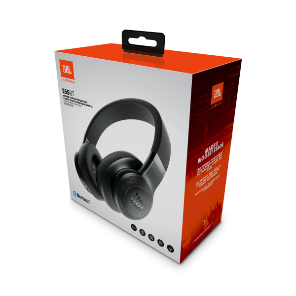 هدست بلوتوث JBL E55BT Headphones