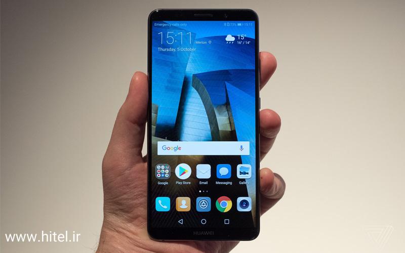 بررسی گوشی Huawei Mate 10