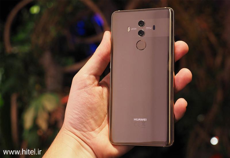 مشخصات گوشی Huawei Mate 10 Pro