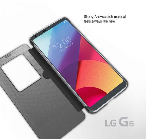 کیف اصلی ال جی Window Quick Cover LG G6