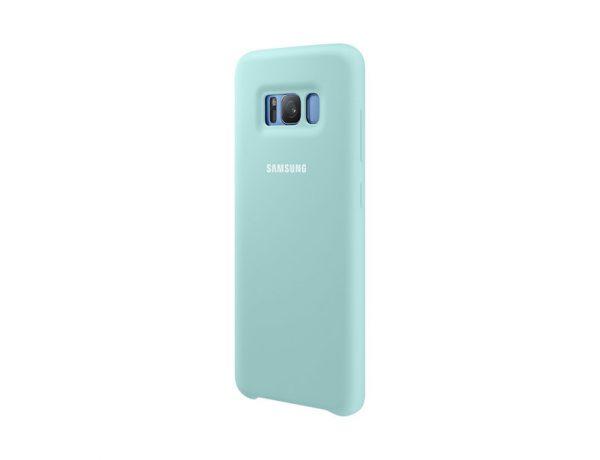 قاب محافظ سیلیکونی اصلی Galaxy S8 Silicone Case