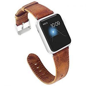 بند اپل واچ چرمی Apple Watch Band 38mm