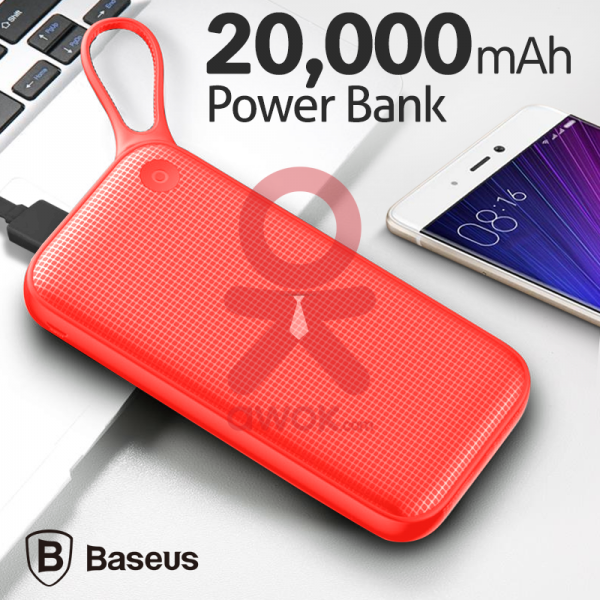 لوازم جانبی موبایل - پاور بانک فست شارژ Baseus QC 3.0 20000mAh Power Bank
