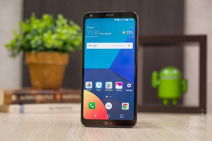 موبایل LG Q6