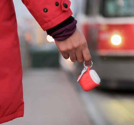 لوازم جانبی موبایل - کاور سیلیکونی ایرپاد اپل Airpods