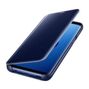 کیف اصلی سامسونگ Samsung Galaxy S9 Clear View Standing Cover