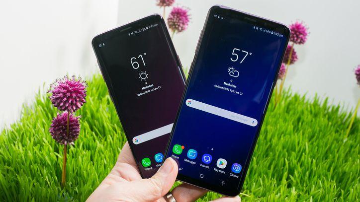 گوشی سامسونگ Galaxy S9 و Galaxy S9 Plus