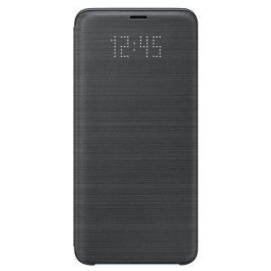 کیف محافظ اصلی سامسونگ Galaxy S9 Plus LED View Cover