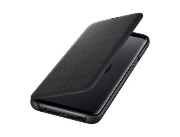 کیف محافظ اصلی سامسونگ Samsung Galaxy S9 LED View Cover