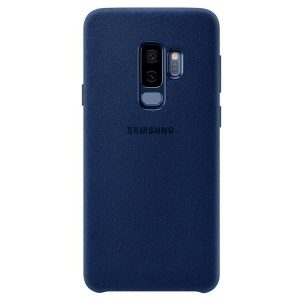 Galaxy S9 Plus Alcantara Cover