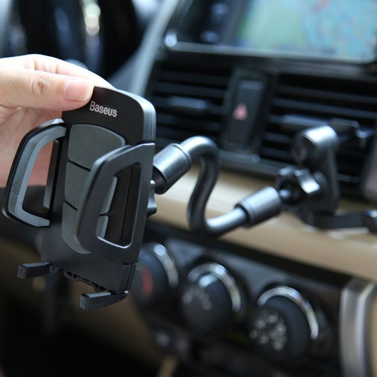 هولدر موبایل Baseus Wind Pro Series Car Mount