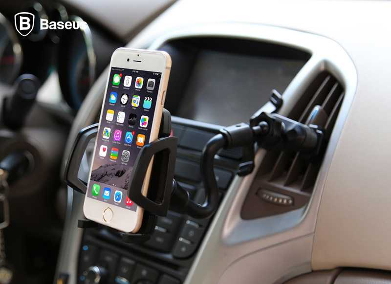 هولدر موبایل Baseus Wind Pro Series Car Mount |