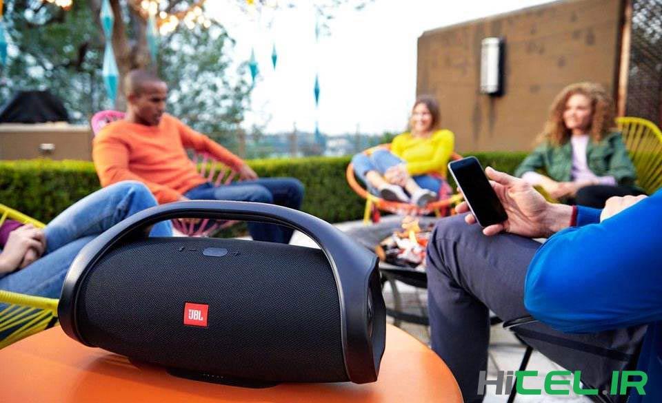 قیمت و خرید اسپیکر بلوتوث JBL Boombox