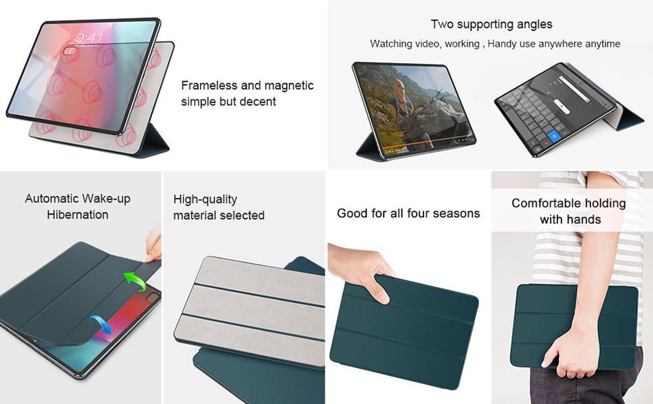 قیمت و خرید کیف محافظ آیپد پرو 11 اینچ برند Baseus