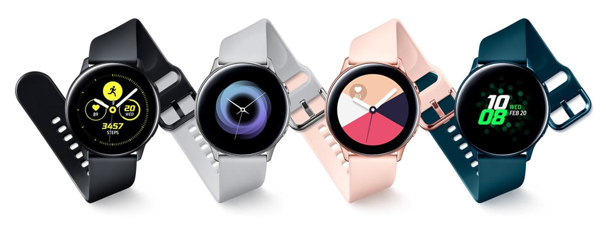 قیمت و خرید ساعت هوشمند سامسونگ گلکسی واچ اکتیو Samsung Galaxy Watch Active