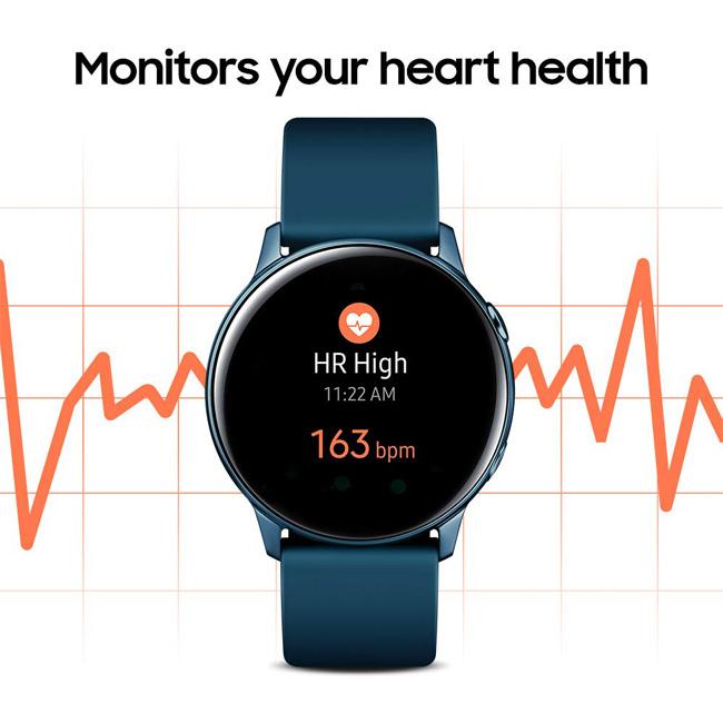 مشخصات و قیمت و خرید ساعت هوشمند سامسونگ گلکسی واچ اکتیو Samsung Galaxy Watch Active