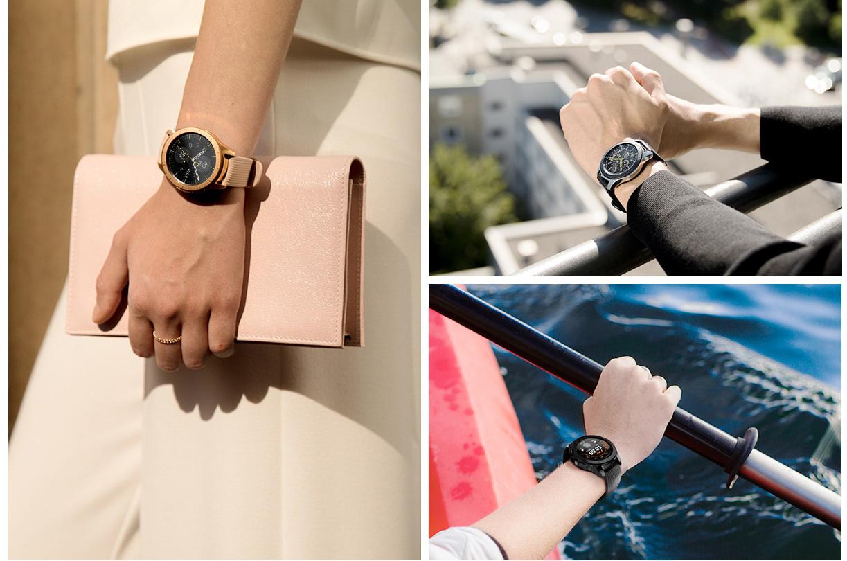 ساعت گلکسی واچ Galaxy Watch 42mm
