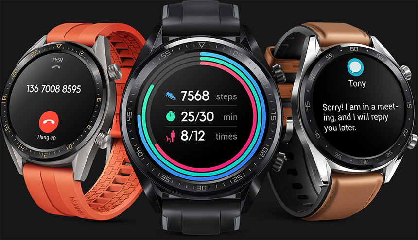 ساعت هوشمند هواوی HUAWEI Watch GT Classic Edition