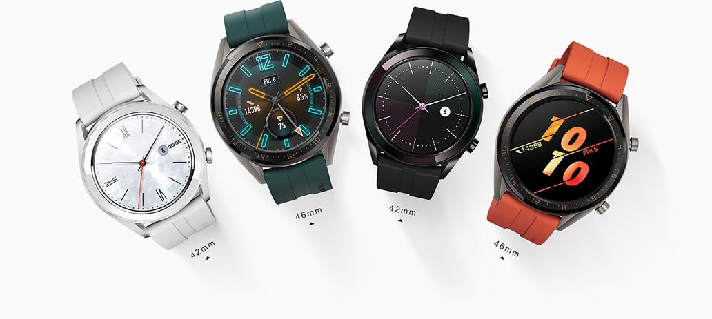 ساعت هوشمند هواوی HUAWEI Watch GT FTN-B19