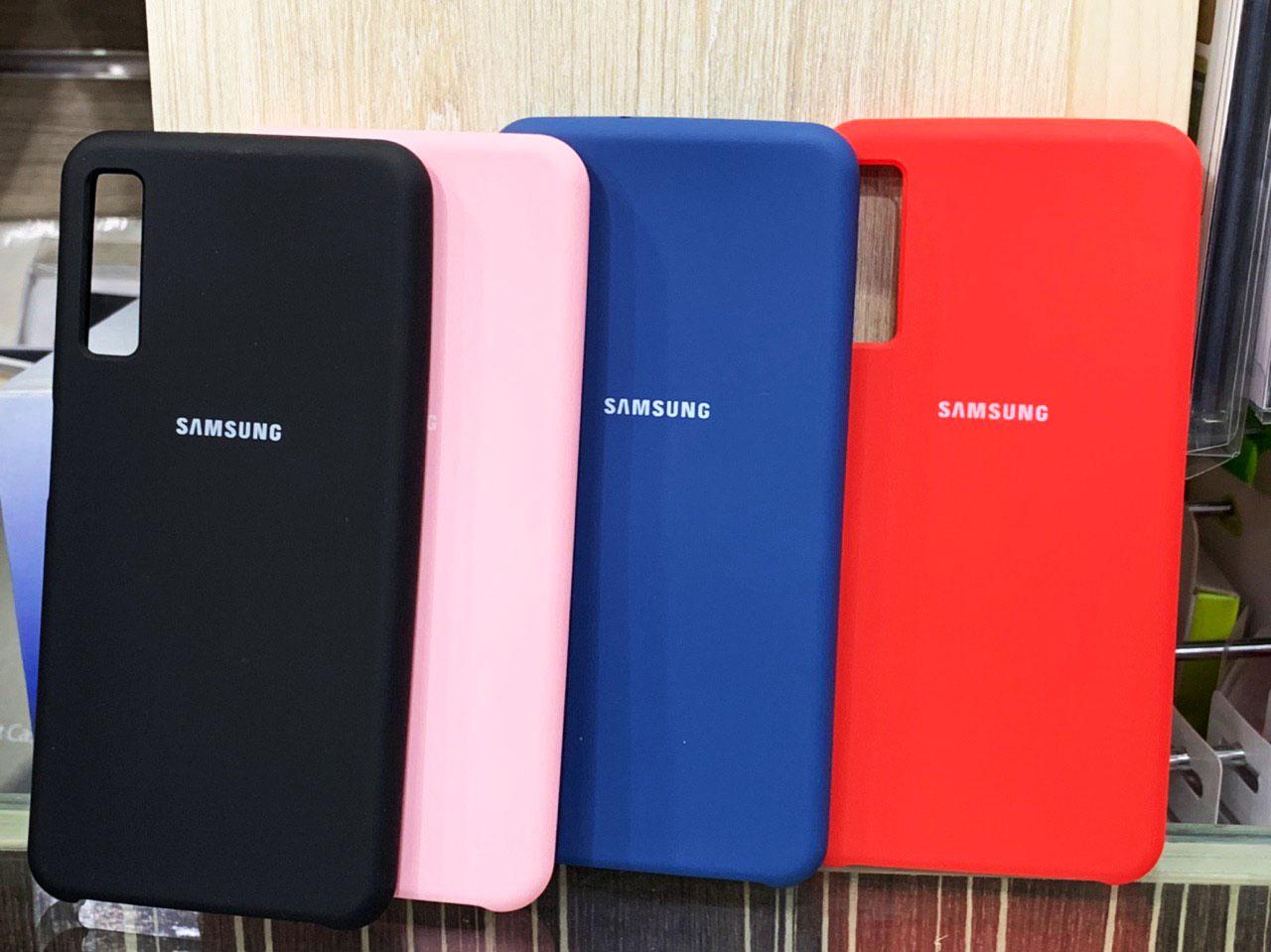 قاب محافظ سیلیکونی سامسونگ Samsung Galaxy A7 2018 (A750)