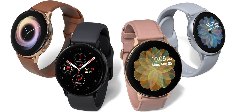 ساعت هوشمند سامسونگ Samsung Galaxy Watch Active 2