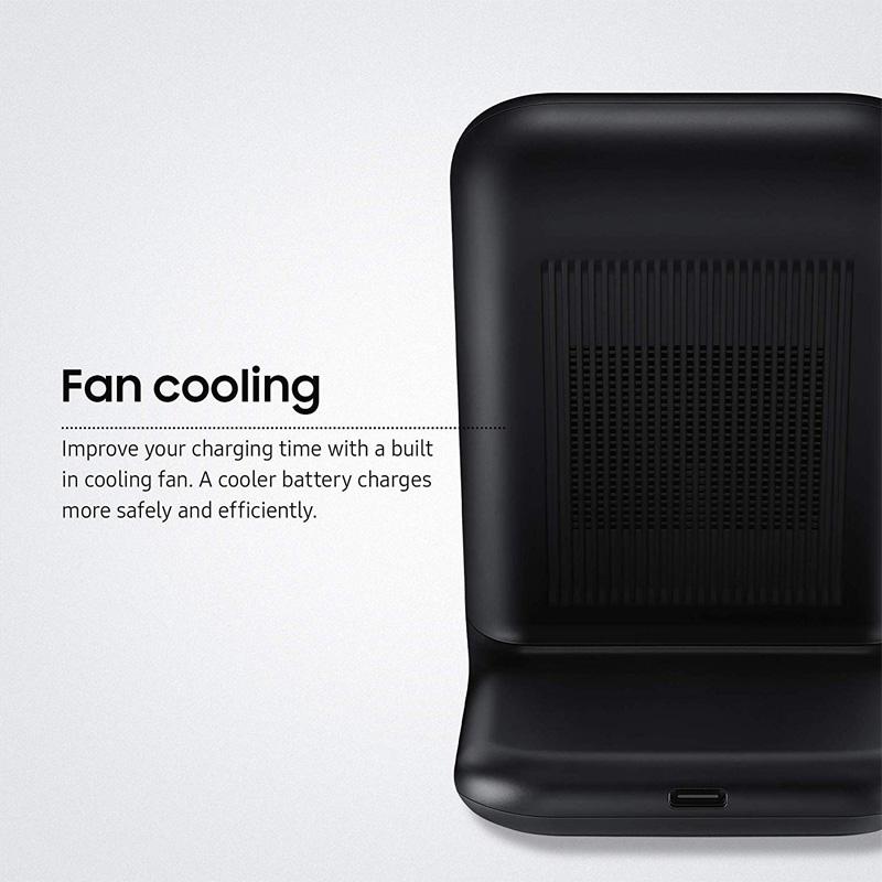 شارژر وایرلس نوت 10 سامسونگ Wireless Charger Stand 15W EP-N5200
