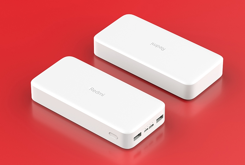پاوربانک شیائومی ردمی Redmi Power Bank 20,000mAh