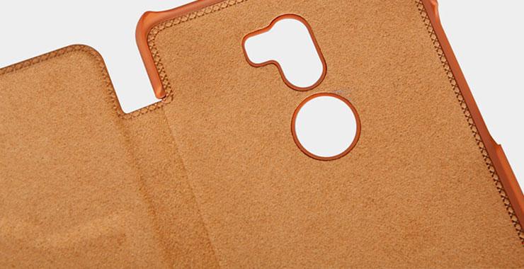 کیف چرمی نیلکین آیفون Nillkin Qin Leather Case Apple iPhone 7/8