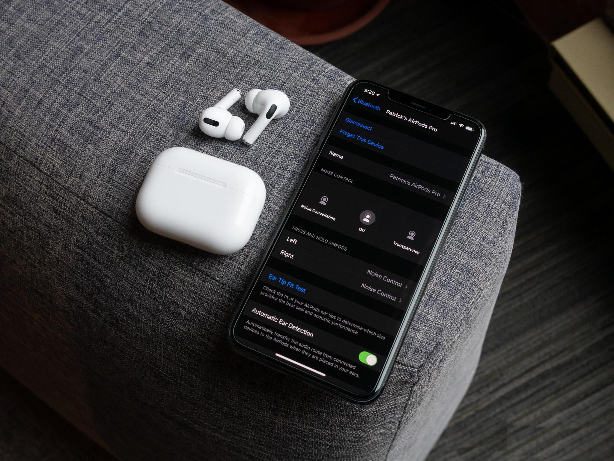 بررسی ایرپاد پرو اپل Apple Airpods Pro