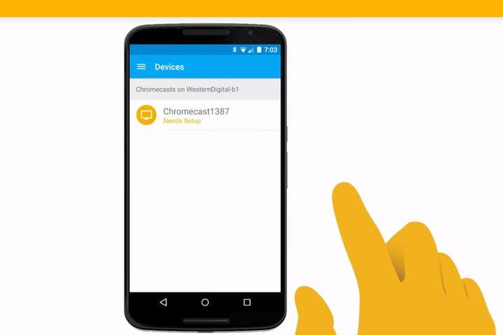 آموزش راه اندازی کروم کست | Chromecast