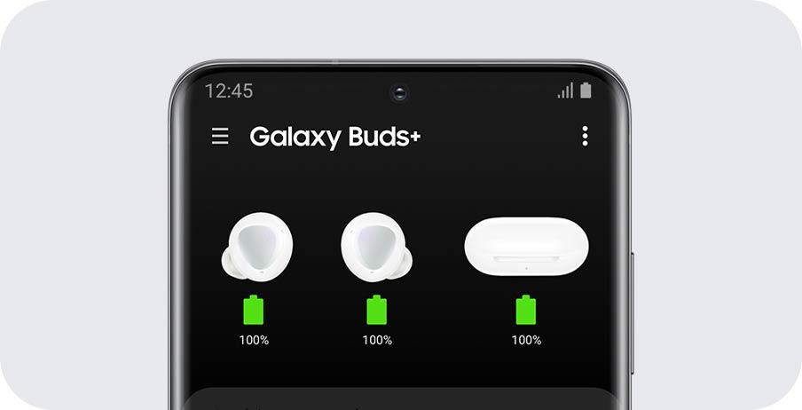 هندزفری گلکسی بادز پلاس سامسونگ Samsung Galaxy Buds+ Plus