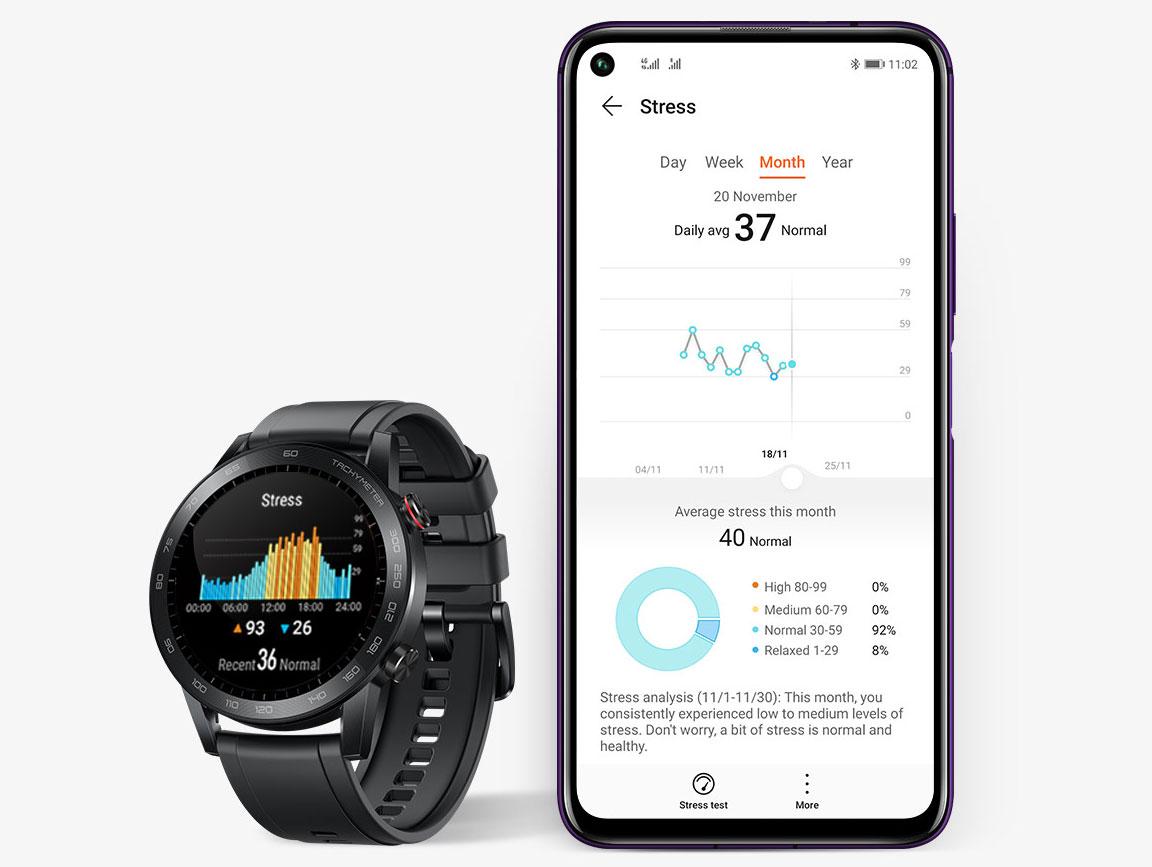 ساعت هوشمند آنر HONOR Magic Watch 2 ضد آب