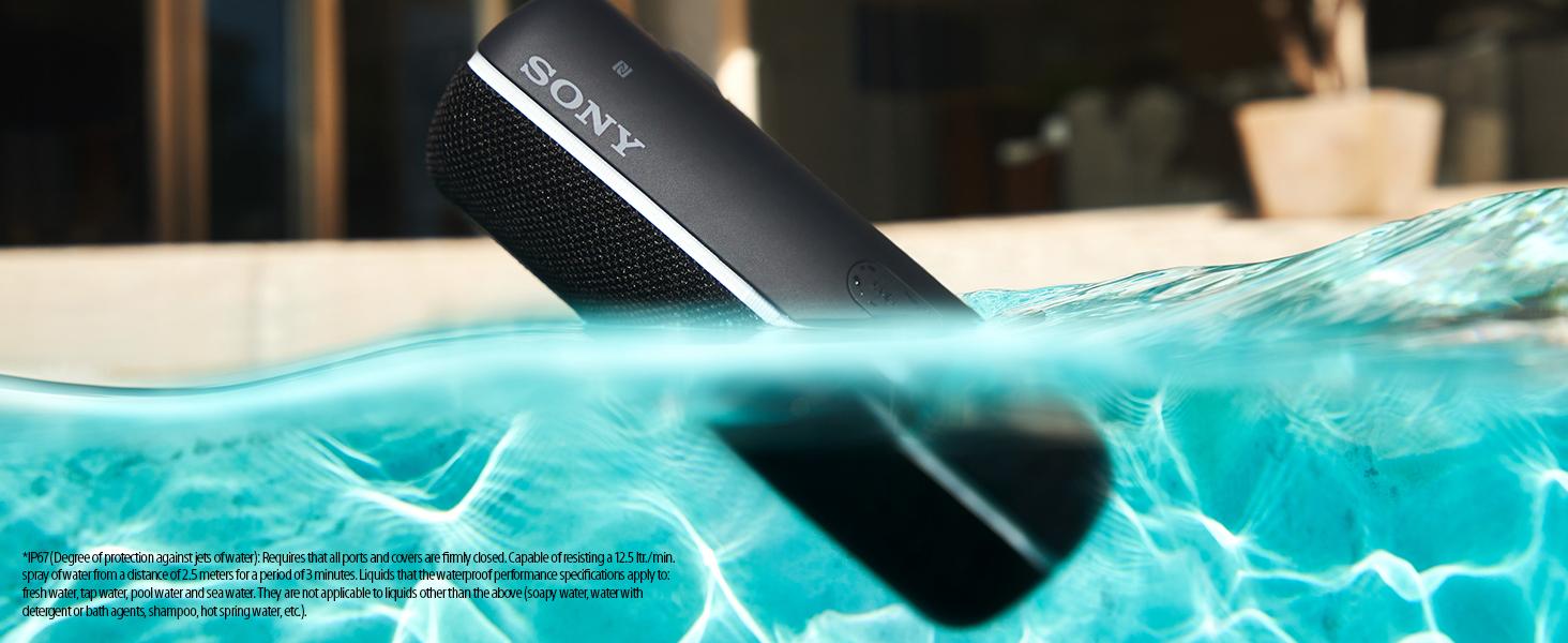 اسپیکر بلوتوث سونی Sony مدل SRS-XB22