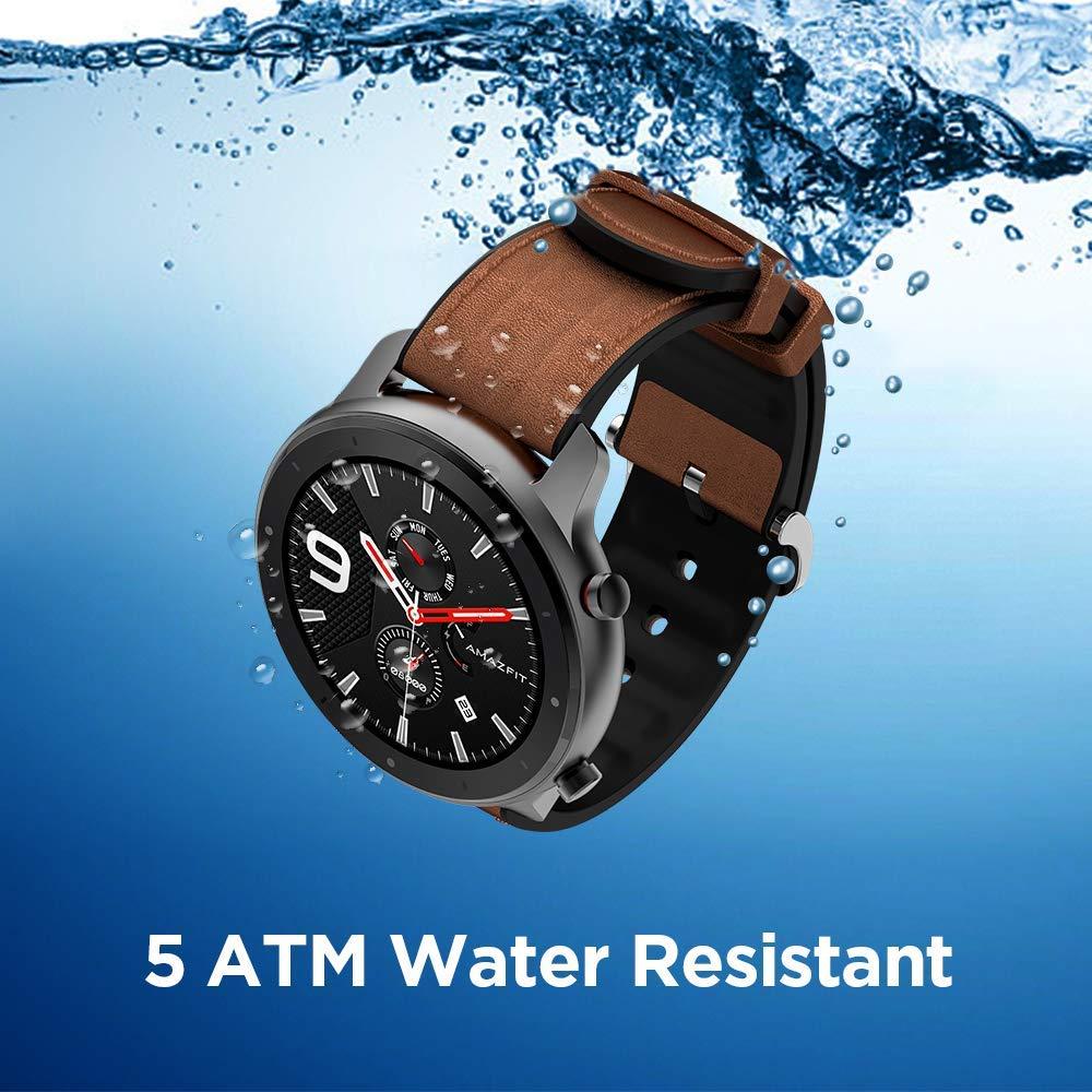 ساعت هوشمند امیزفیت Amazfit GTR 47mm آلومینیوم