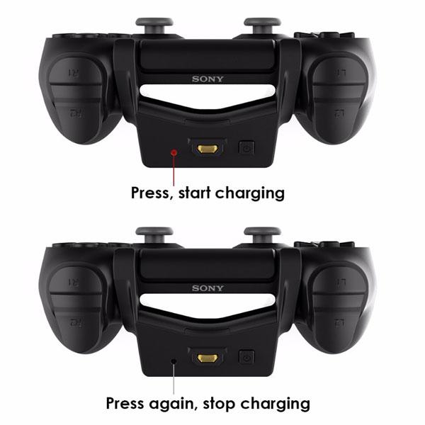 باتری پک دسته بازی PS4 برند Gamesir مدل W60P192