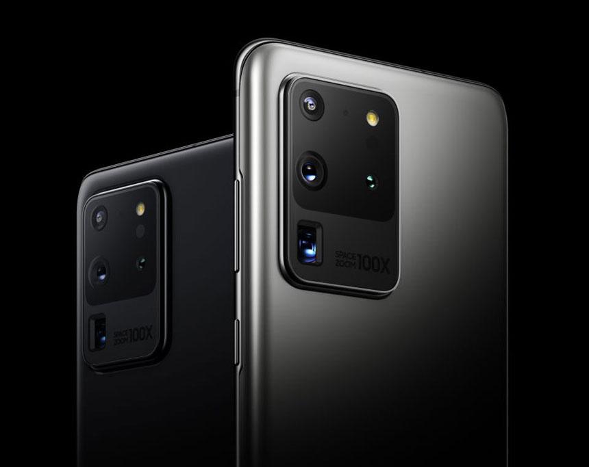 گوشی سامسونگ Galaxy S20 Ultra 5G / اس 20 اولترا