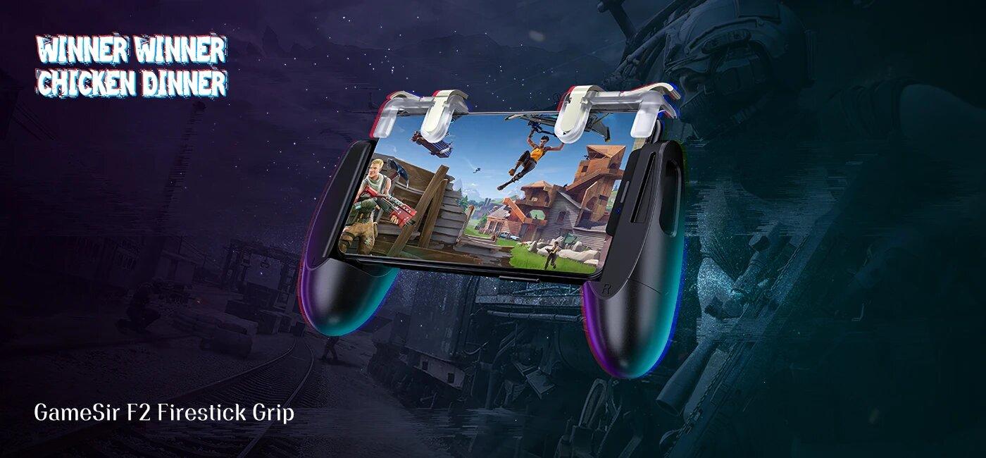دسته بازی موبایل گیم سیر GameSir F2 Firestick Grip