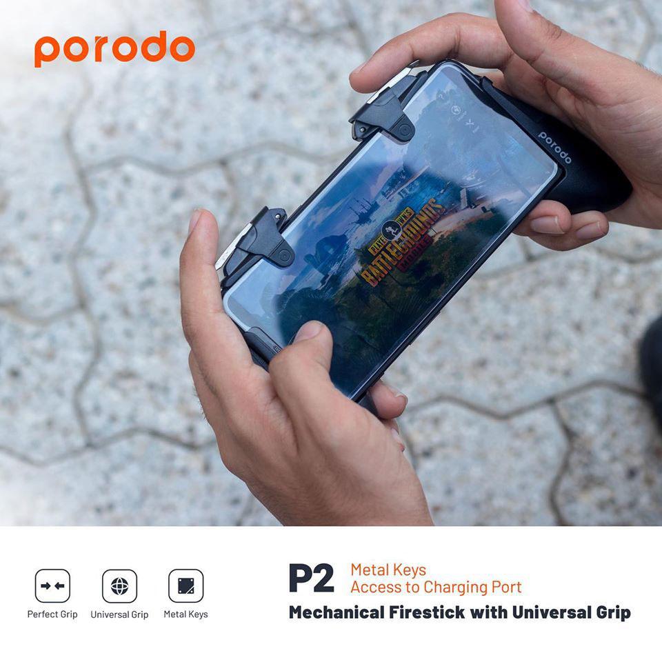 دسته بازی موبایل Porodo P2 Mechanical Firestick